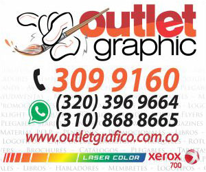 Outlet Graphic